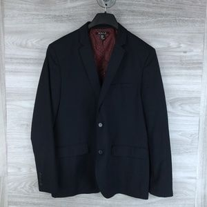 21 Men Lined Suit Jacket
